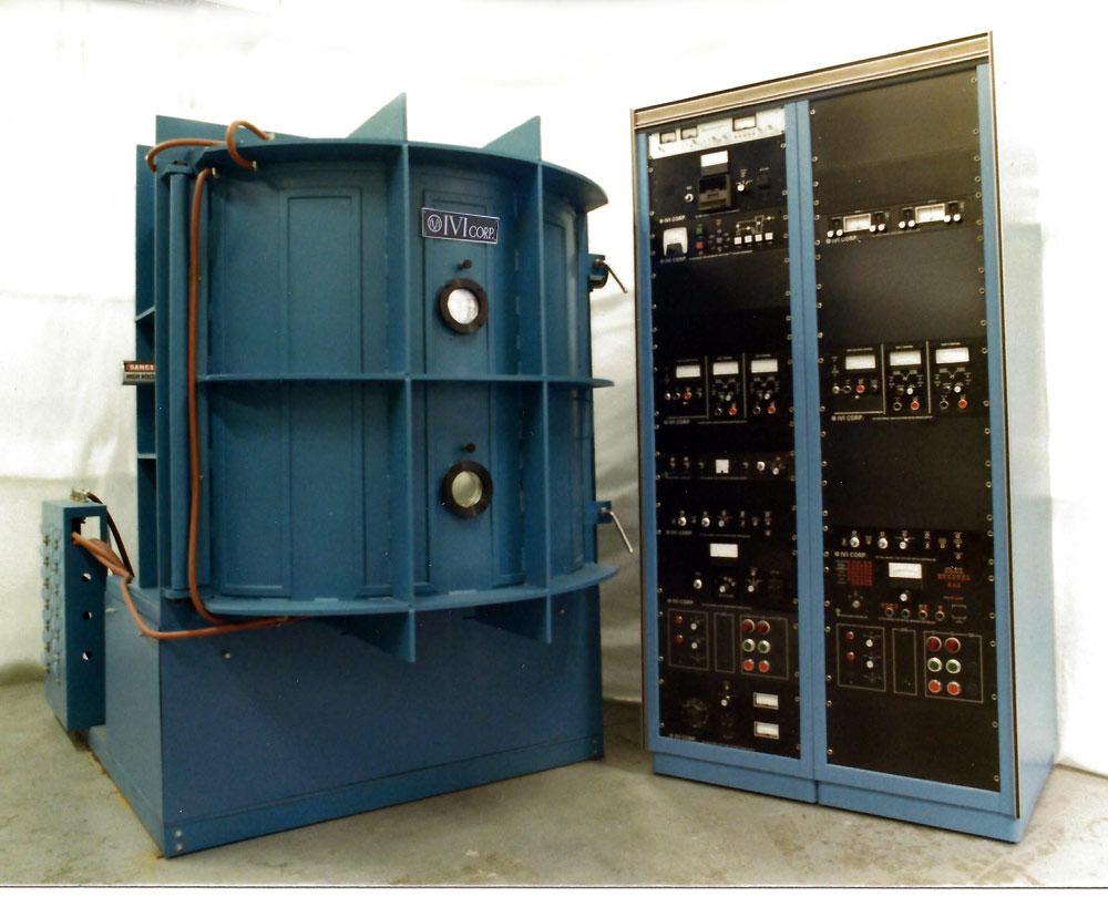 IVI 4000 MODEL 4848 MULTI LAYER OPTICAL COATING SYSTEM
